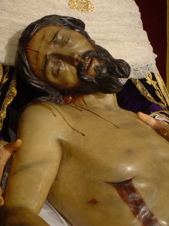 Nuestro Padre Jesus Descendido de la Cruz