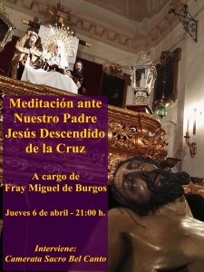 Meditación 2017 Cartel