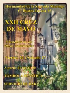 Cruz Mayo 17